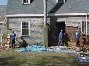 Shingle Stripping